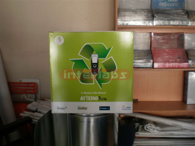 Tata Mobile Recycle Boxes Made Of Sunboard